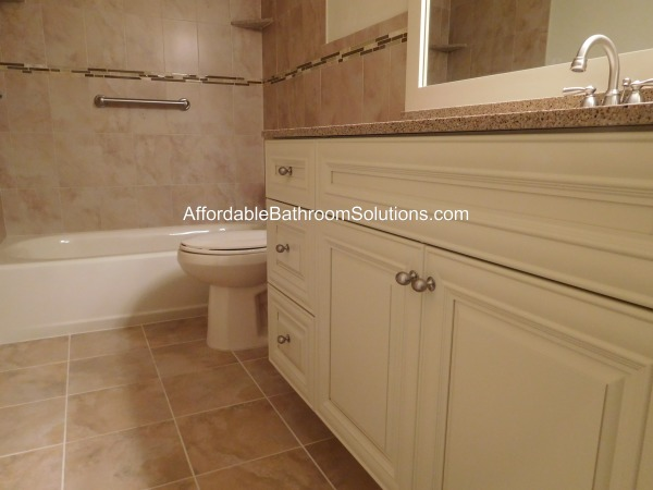 Cooper City Bathroom Remodel