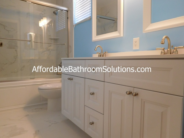 Weston Bathroom Remodel