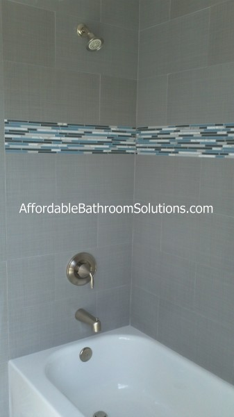 Pompano Beach Bathtub Surround Remodel