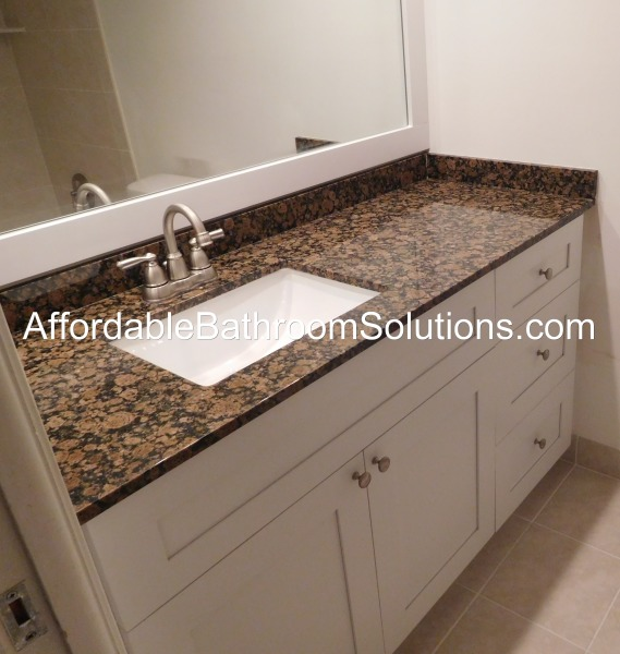 Pompano Beach Bathroom Vanity